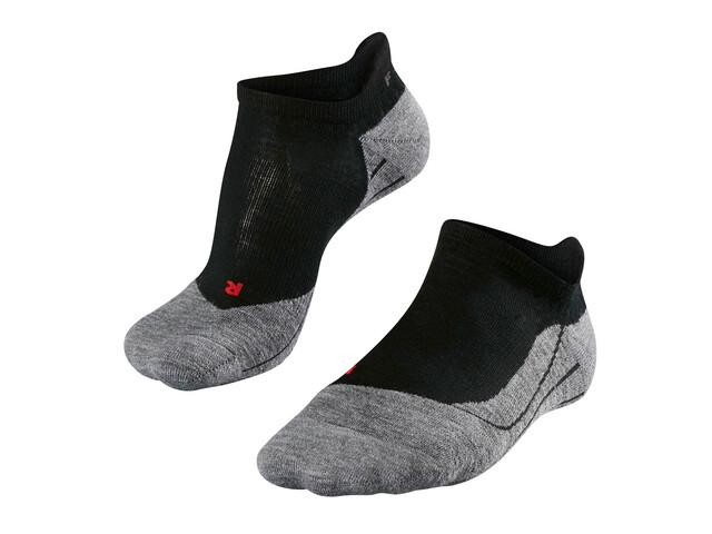 Falke TK5 Invisible - Chaussettes Femme - gris/noir